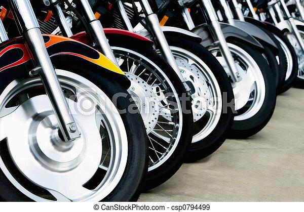 Motorcycle Bits: Wheels - csp0794499