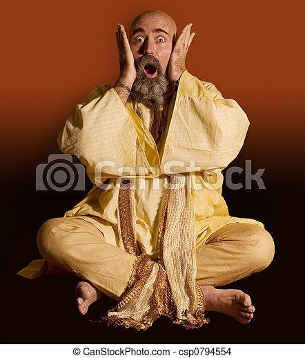 Funny Guru - csp0794554