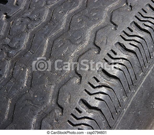 Dangerous Tread Wear - csp0794601