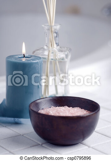 Spa Relaxation  - csp0795896