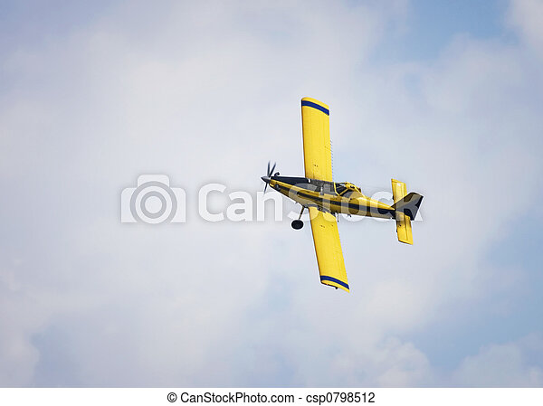 Crop Duster - csp0798512