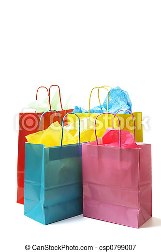 Shopping bags - csp0799007