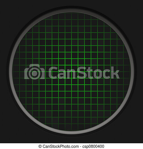 Radar Grid - csp0800400