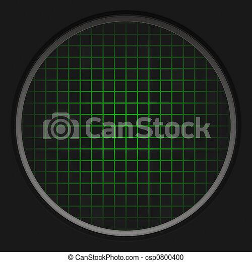 Radar Grid - csp0800400