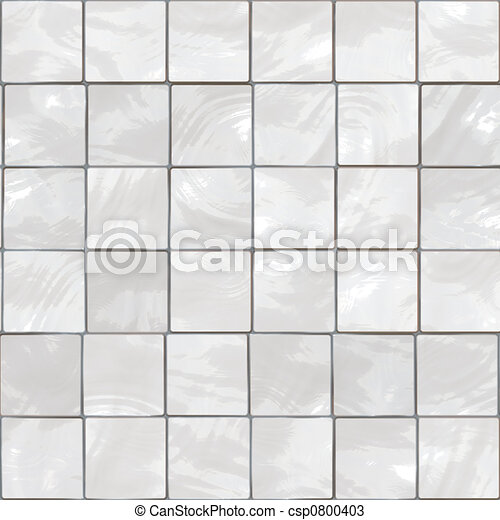 백색, 타일 - 백색, 욕실, 타일, 배경, -, 이것, 타일, seamlessly ...