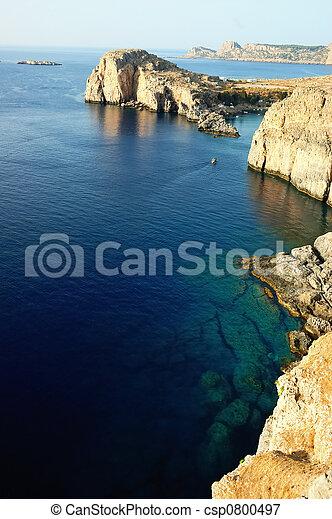Coastline - csp0800497