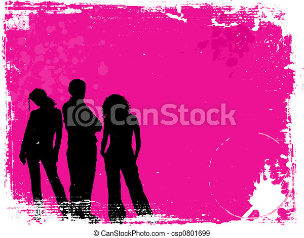 grunge youth - csp0801699