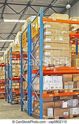 Shelves and cargo - csp0802110