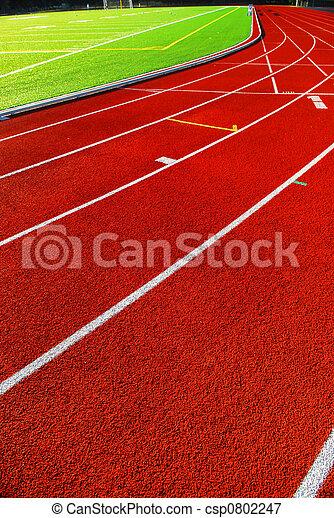 Racetrack - csp0802247