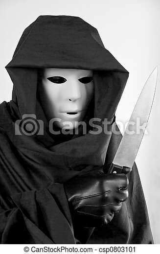 Creepy Halloween - csp0803101