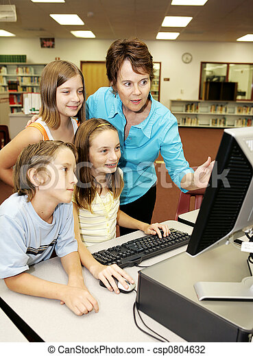 Kids Learn Computer - csp0804632