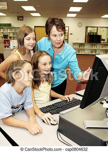 Kids Learn Computer - csp0804632
