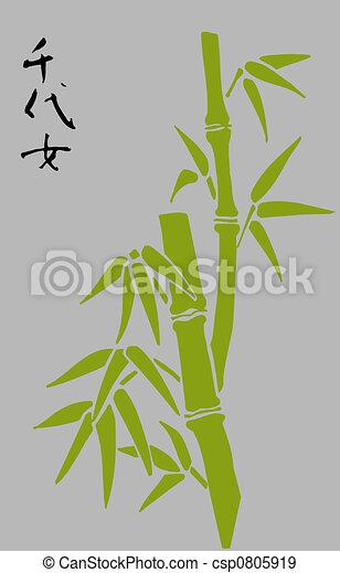 Bamboo - csp0805919