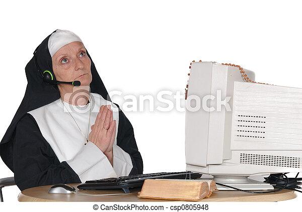 Religious hot line - csp0805948