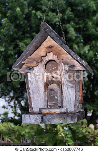 A Bird\\\'s House - csp0807746