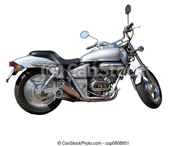 Honda Magna Motorbike - csp0808951