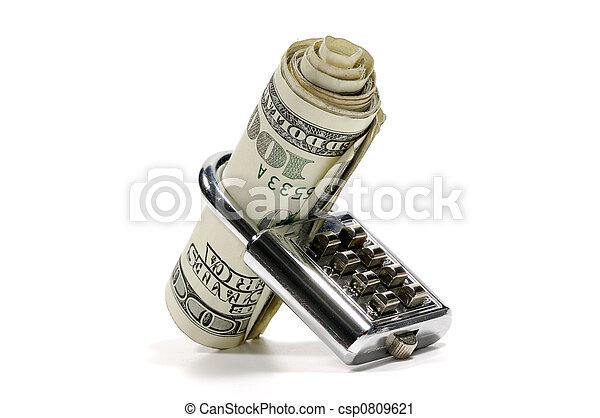Bankwesen - csp0809621