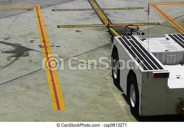 electric airport tug - csp0813271