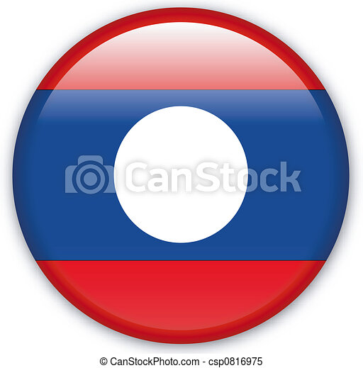 Button Laos - csp0816975