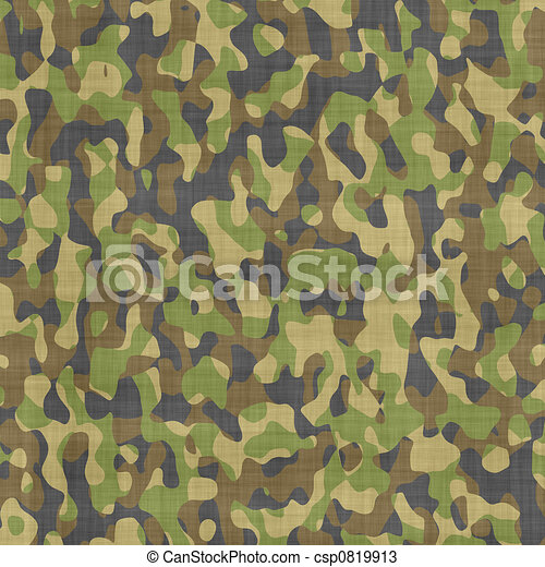 camouflage material - csp0819913