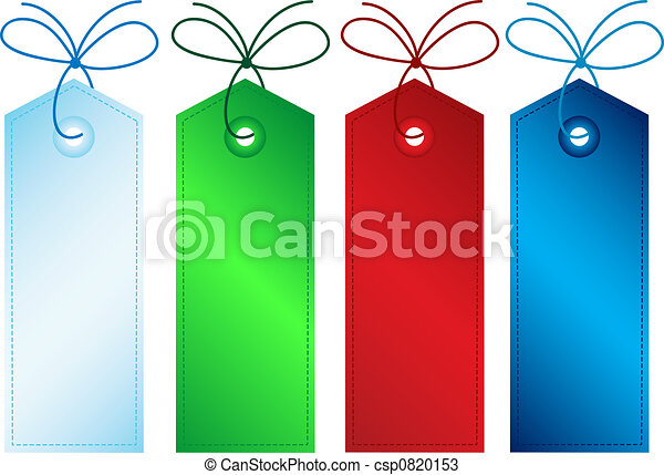 gift tags - csp0820153