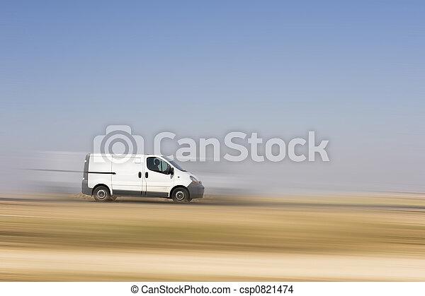 Cargo van - csp0821474