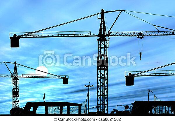 建設 - csp0821582