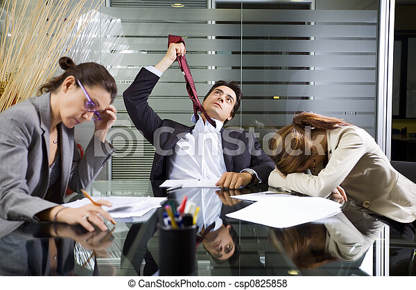 Office life - csp0825858