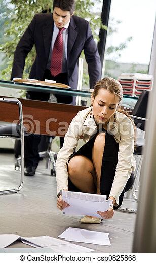 Office life - csp0825868
