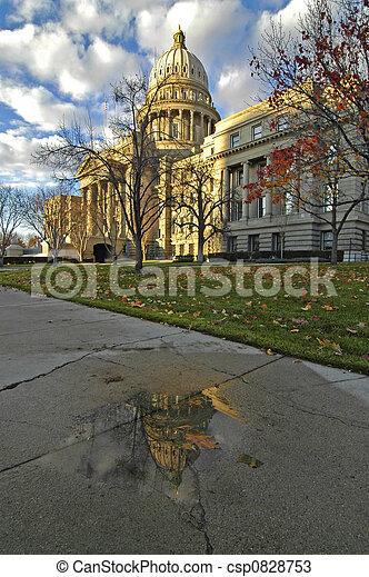 Capital Building  - csp0828753