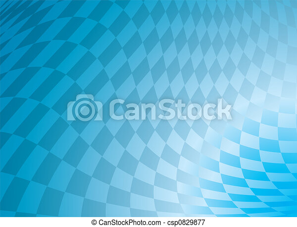 checkered blue - csp0829877