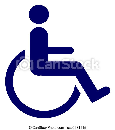 Handicapped Accessible  - csp0831815