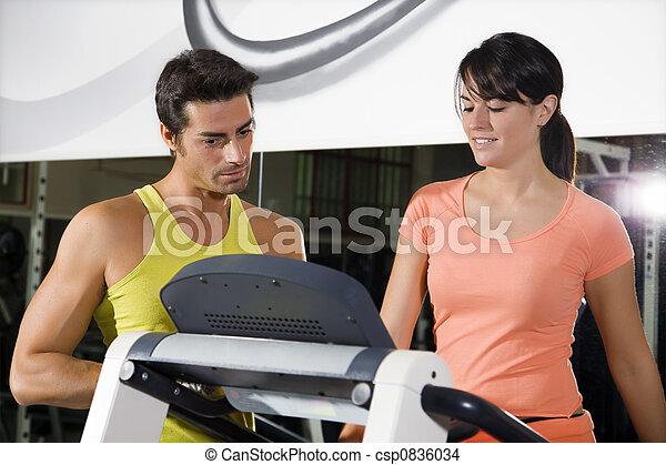 health club - csp0836034