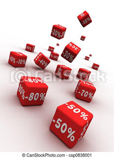 Discount - csp0838001