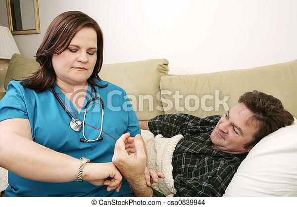 Home Health - Pulse - csp0839944