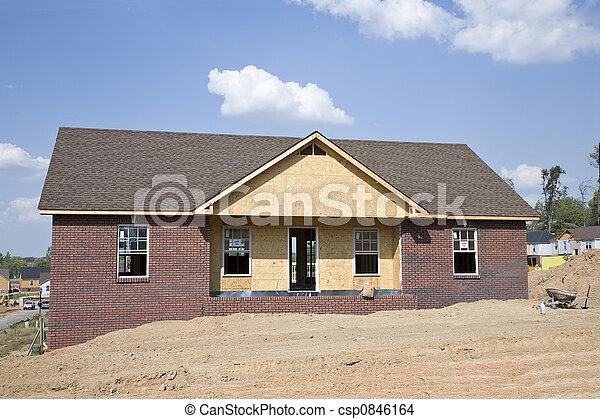Housing boom - csp0846164
