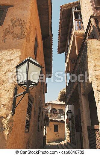 views of altos de chavon  - csp0846782