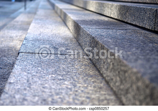 Stone steps - csp0850257