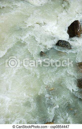 Rapid river - csp0854447
