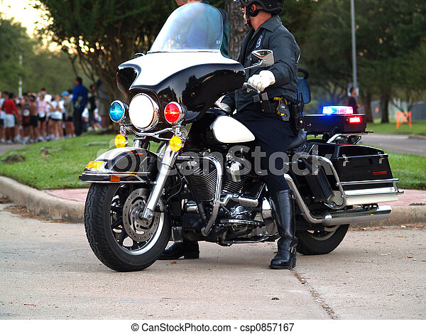 Police officer - csp0857167