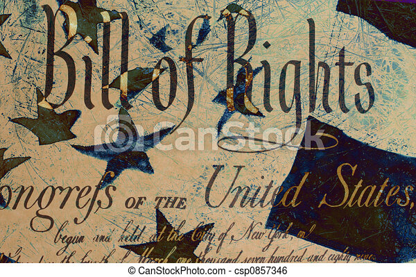 Clip Art Bill Of Rights Clip Art bill rights stock illustrations 440 clip art images grung of grunge style background with of