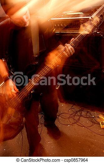 Bass player movement 2 - csp0857964