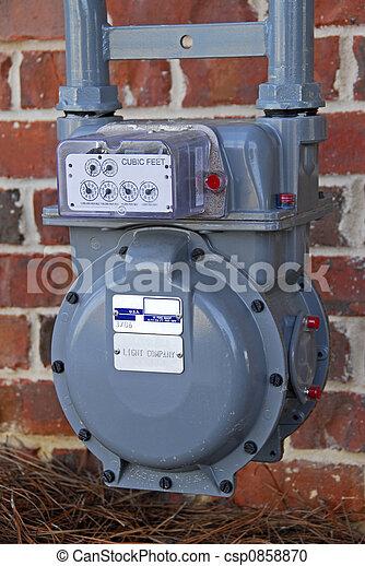 Utility Meter - csp0858870