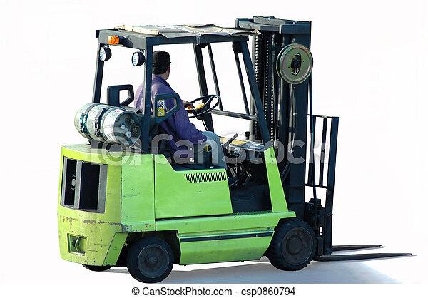 Forklift - csp0860794
