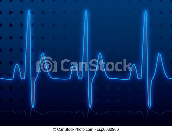 heartbeat glow - csp0860906