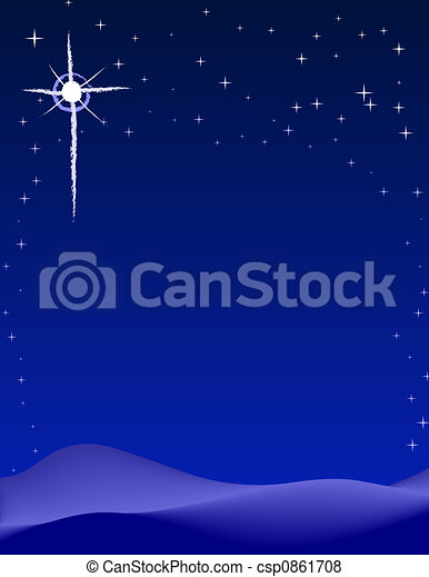 Peaceful Night - csp0861708