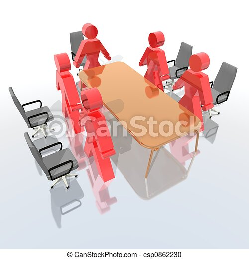 business meeting - csp0862230