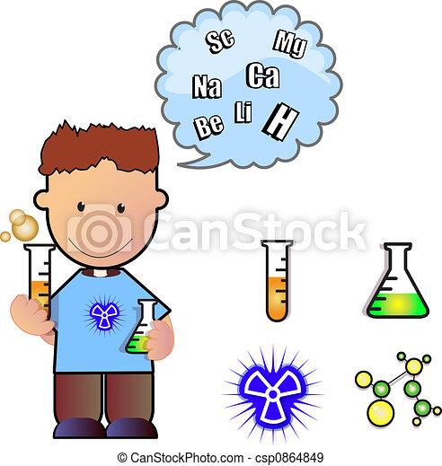 science experiment - csp0864849