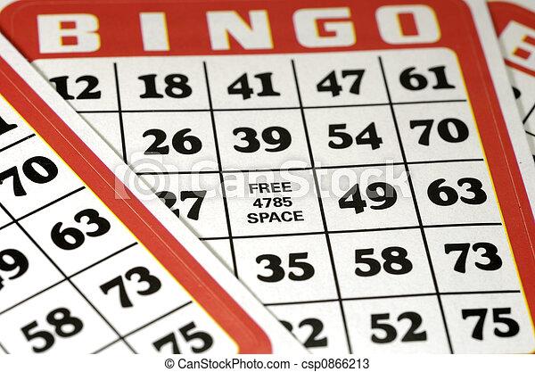 Bingo Cards - csp0866213