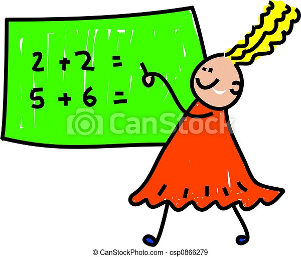 math kid - csp0866279